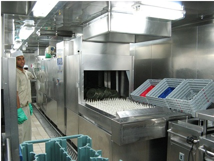 Commercial dishwashers for newbies