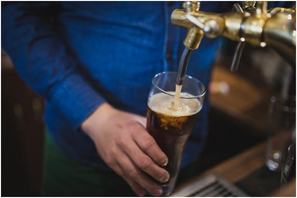 Draft beer success