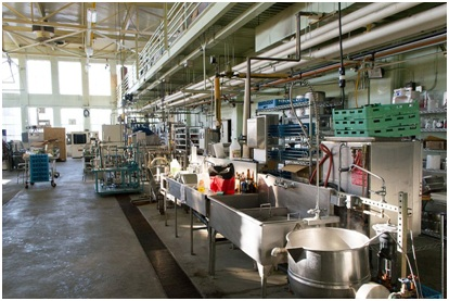Food manufacturing operations