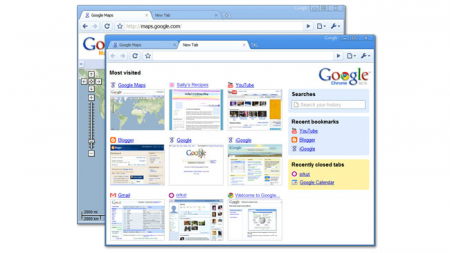 Google Chrome 8 years old today crowned the undisputed king of the browsers